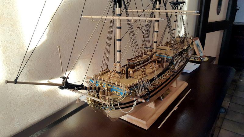 Modélisme Naval Le Radoub du Ponant - Portail Caroli28