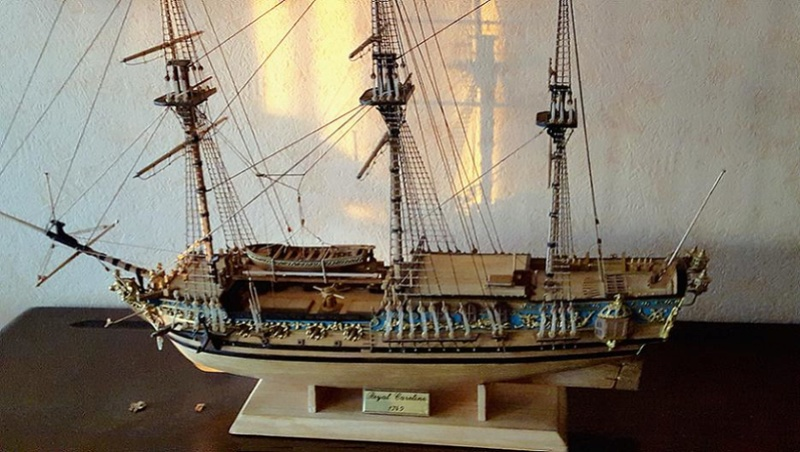 Modélisme Naval Le Radoub du Ponant - Portail Coucha11