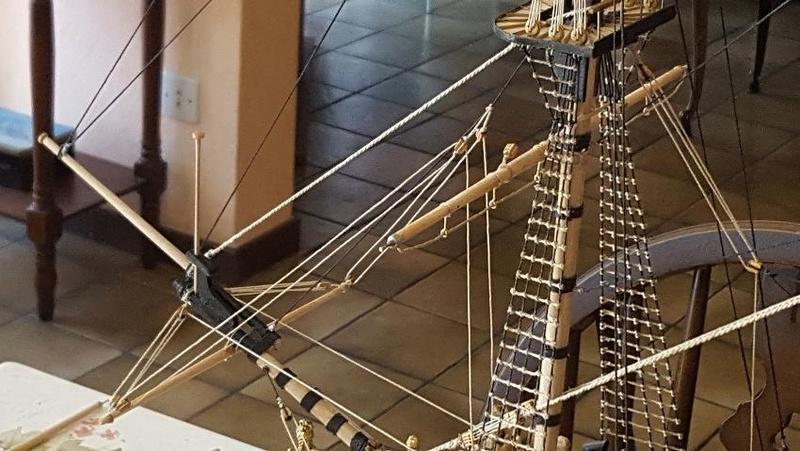 Modélisme Naval Le Radoub du Ponant - Portail Misain11