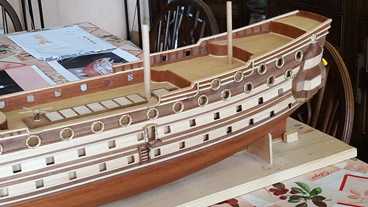 Le HMS Prince 1670 de Constructo au 1/61e de Captain Chris Pavois10