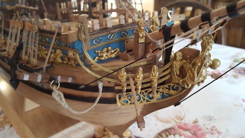 Modélisme Naval Le Radoub du Ponant - Portail Photo_11
