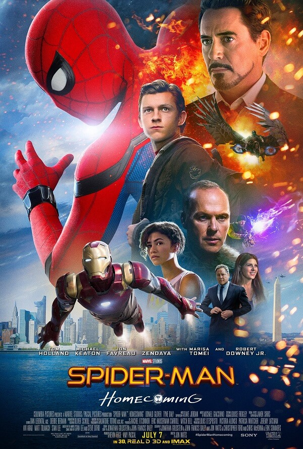 Spider-Man: Homecoming 2017 مترجم  57059611