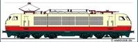Loco 103 de la DB 103a10