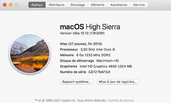 Create Install Media macOS High Sierra Ray-du10