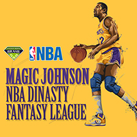 Magic Johnson NBA Dinasty