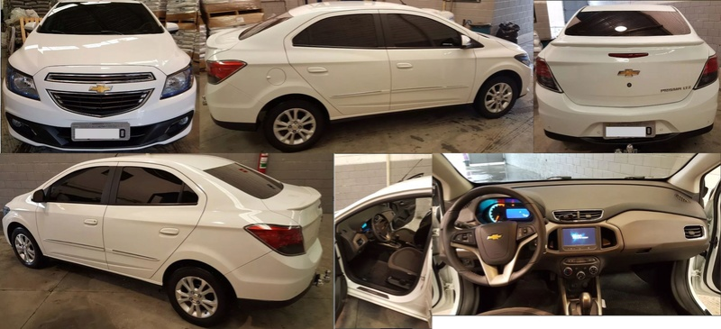 VENDE-SE -> Chevrolet Prisma Sed. Ltz 1.4 8v Flexpower 4p Automático All_pr10