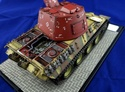 5,5 cm Flakpanzer mit PzKpfw V «Panther» Ausf G - ГОТОВО 511
