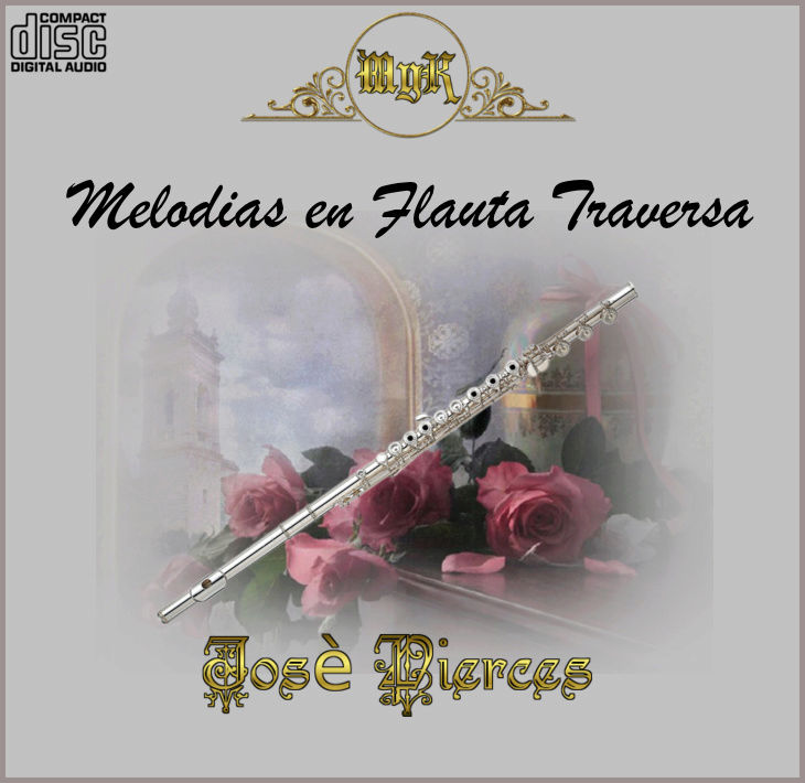 Cd jose Pierces - Melodias en flauta traversa  Vol.1 Melodi10
