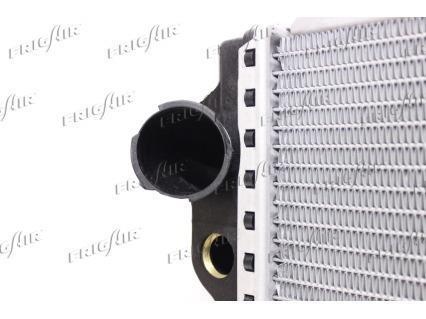 Compatibilité RADIATEUR moteur TD/Essence Radiat15