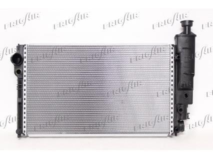 Compatibilité RADIATEUR moteur TD/Essence Radiat16