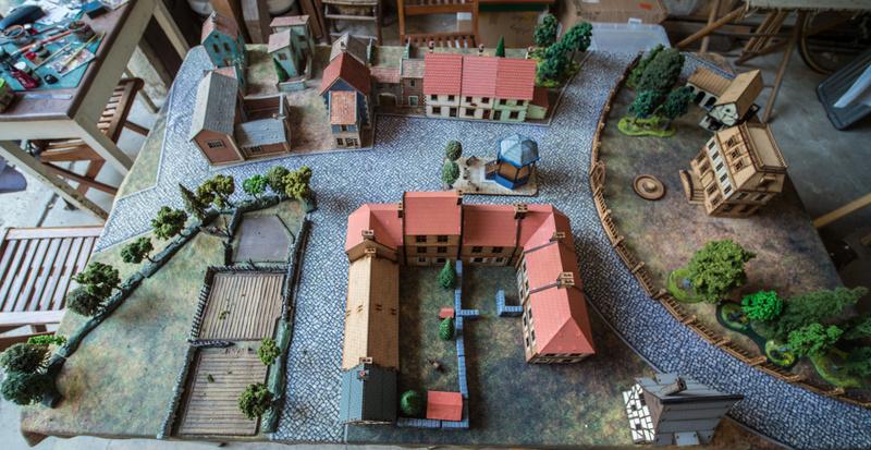 Un village français P8111410
