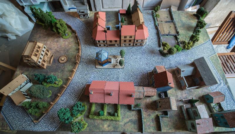Un village français P8111411