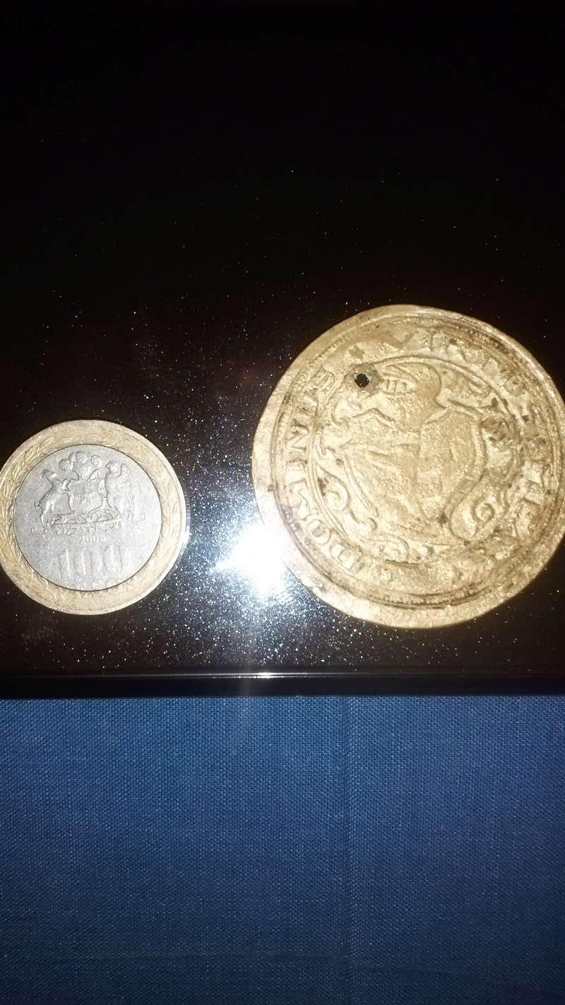 Medalla o jetón de San Jorge Img_2015