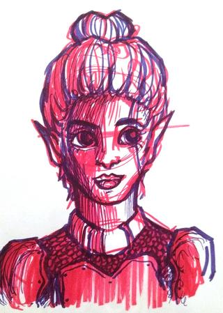 kobiee's art crap Snapch22