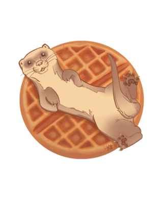 kobiee's art crap Waffle10