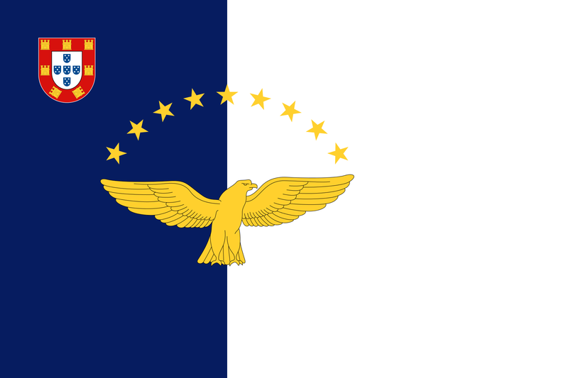 Best European flags? (Current or Historical) - Page 3 Azores10