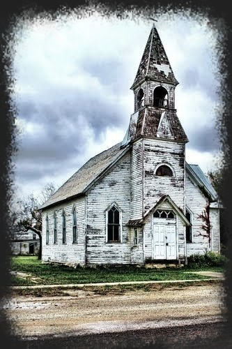 Kostel a fara Ch10