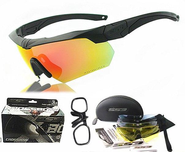 Тактические очки Dveabi10