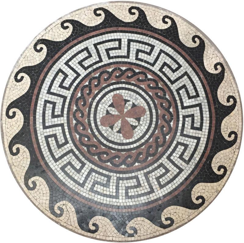 Insertar un material a suelo circular Rosety11