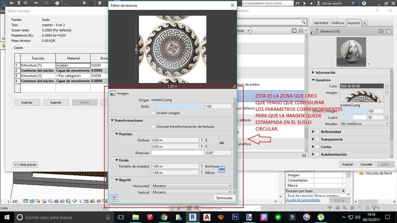 Insertar un material a suelo circular Sin_ty17