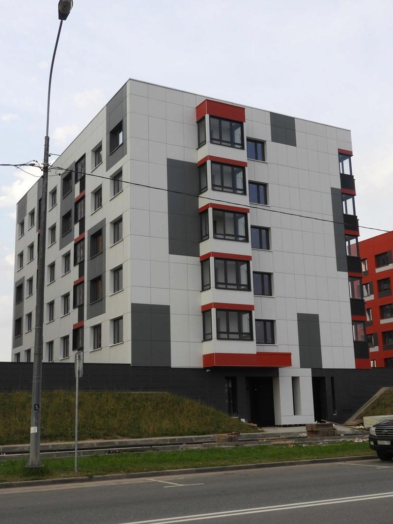 Завершение основных работ на малоэтажке (корпуса 6-8) - Страница 5 Dhdudb13