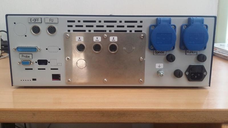 Besoin d'aide pour la mise en route de la CNC BZT PFE1000PX Contro10