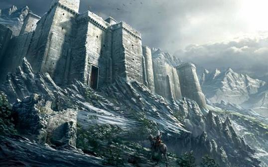 la reprise d'une forteresse naines par grall  Forter10