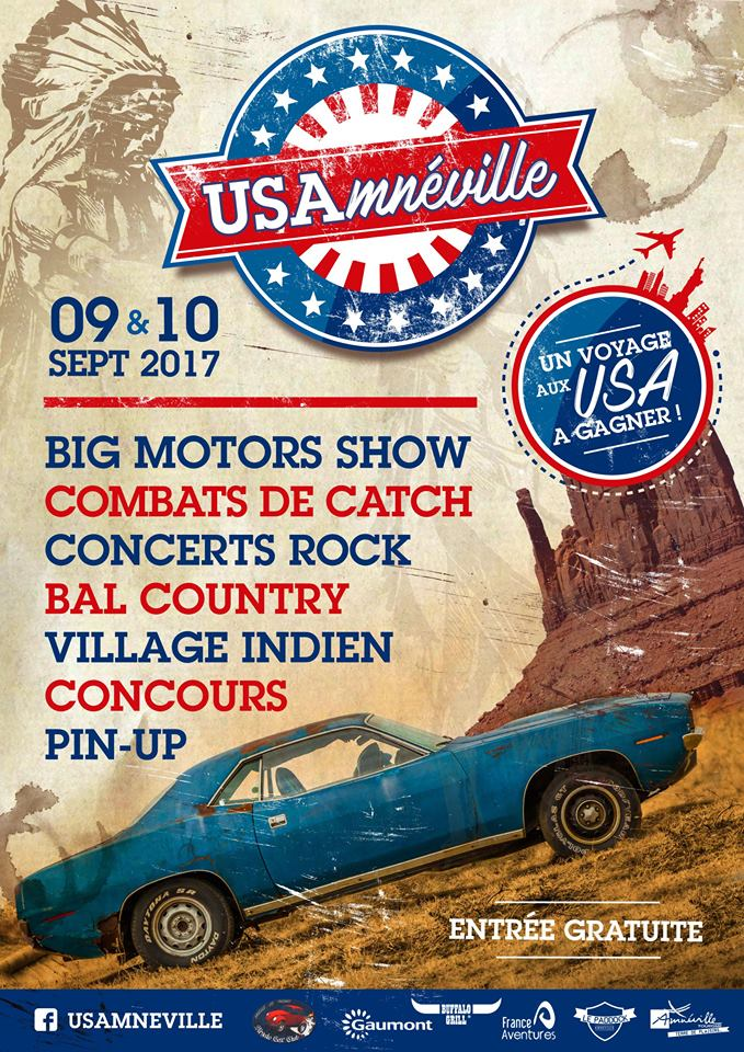 USAmnéville - Moselle (57) avec INDIAN METZ 20139710