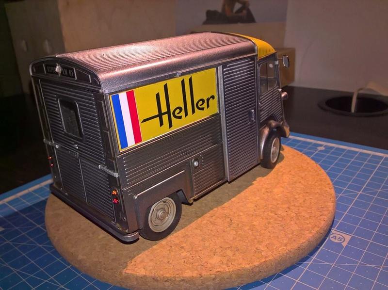 Citroën Type H (Heller 1/24e) 14656310