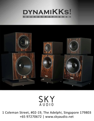 Sky Audio's total solutions for reproduction of  musical performance Sky_au22