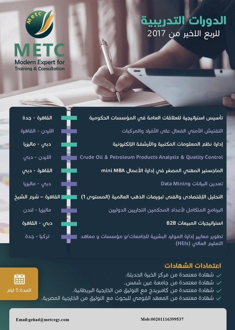 # دورة تأسيس استراتيجية للعلاقات العامة في المؤسسات الحكومية  #METC Metc-g20
