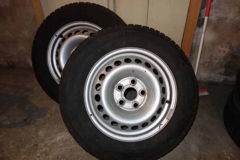 Vend 4 roues équipées pneus neige [vendu] 2_roue10