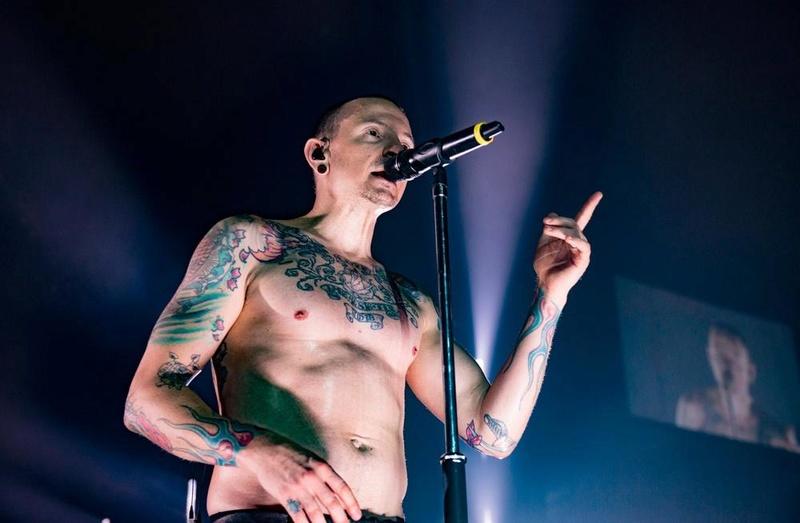 RIP Cester Benington pevac grupe Linkin Park Cester10