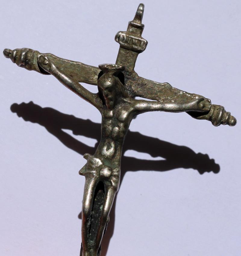 Crucifijo plata S.XVI falso?  Img_6411