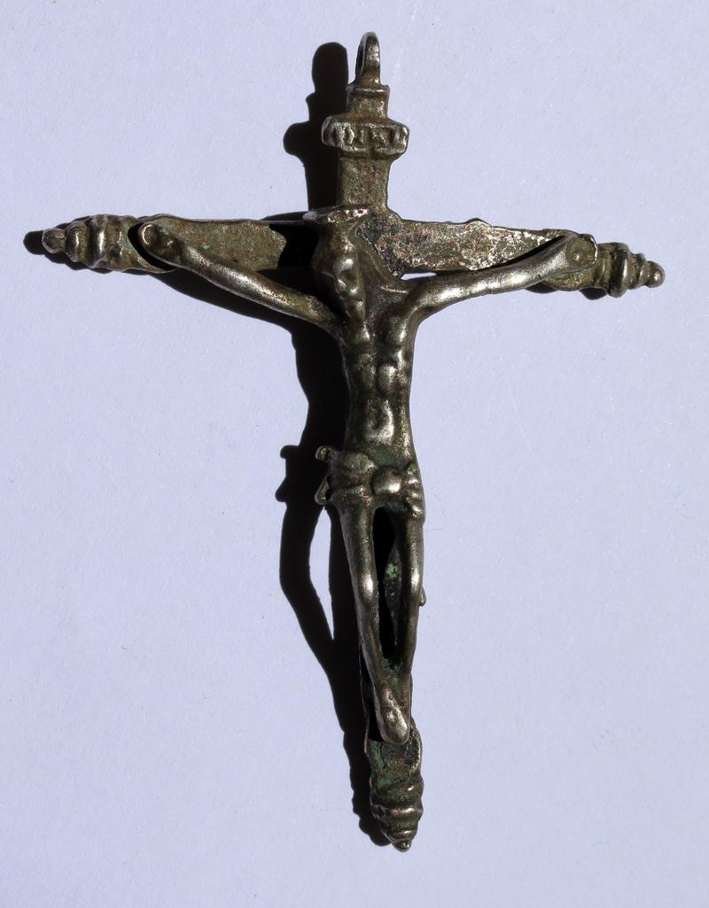 Crucifijo plata S.XVI falso?  Img_6415
