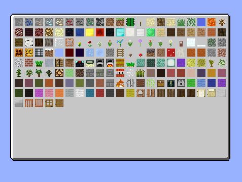 Minecraft Sprites Aeo0dq11