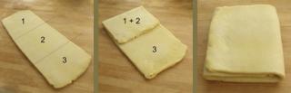 Termes et techniques des pâtes feuilletées 10-pat12