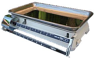 La pesée précise Tr0311