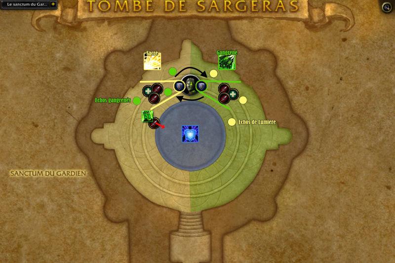 Tombe de Sargeras : damoiselle de Vigilance Damois10