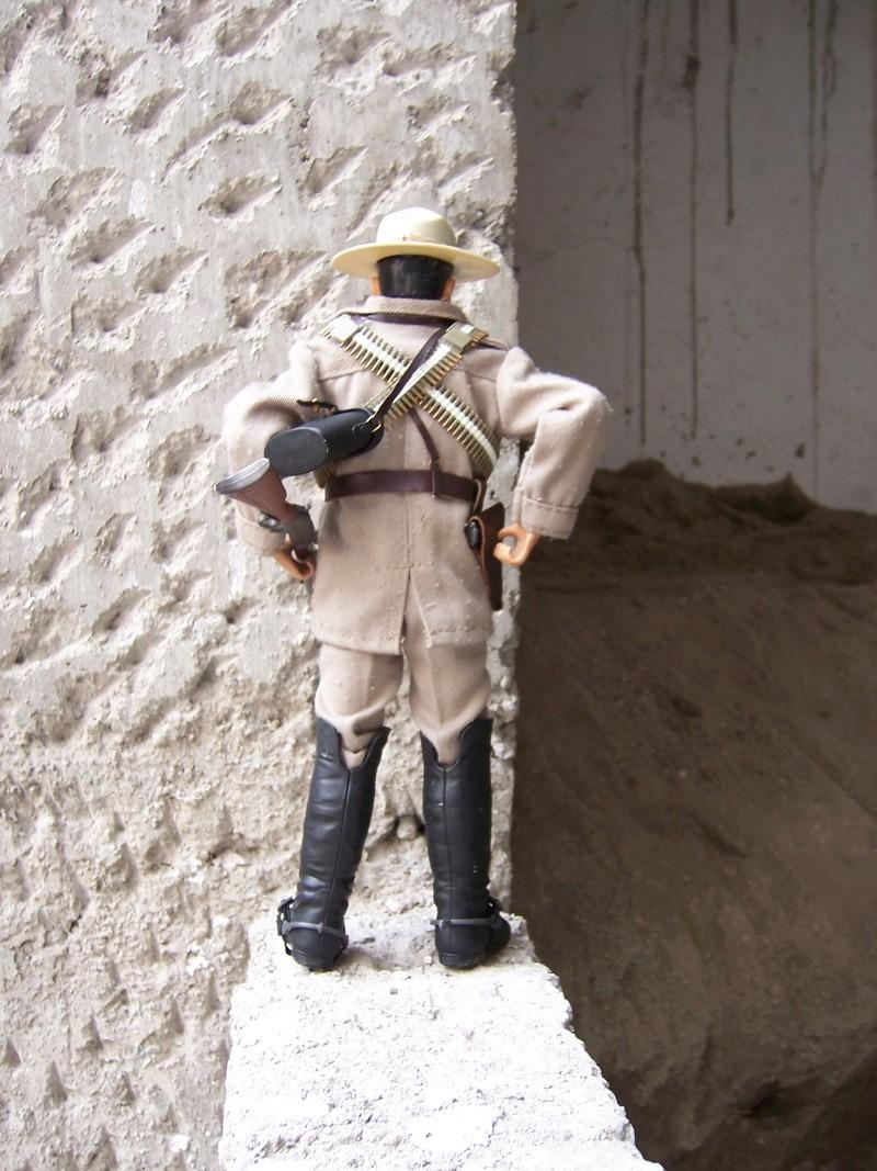1910-1921 Révolution Mexicaine, prélude to WW-I Joes-o10