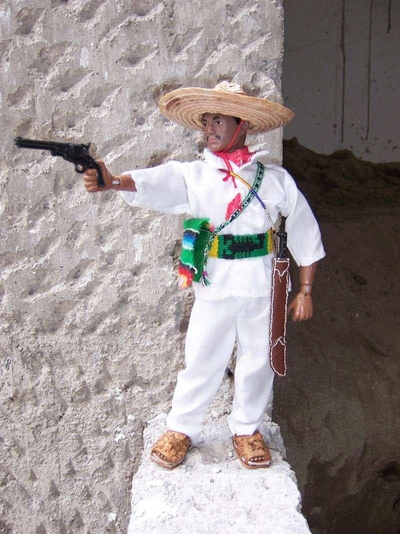 1910-1921 Révolution Mexicaine, prélude to WW-I Joes-o11