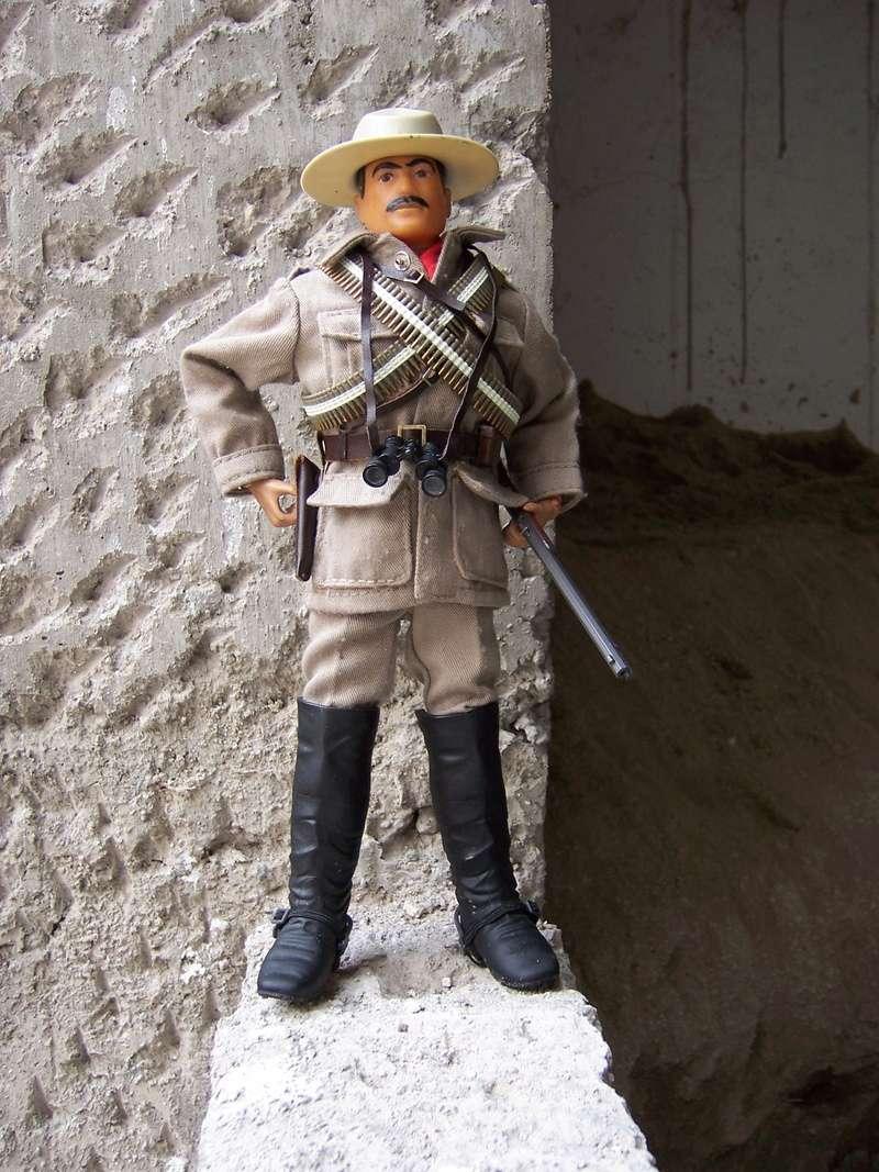 1910-1921 Révolution Mexicaine, prélude to WW-I Joes-o12