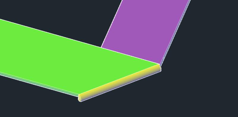 [討論]如何畫反摺的扁平排線 888810