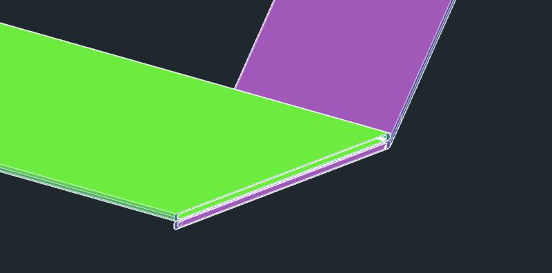 [討論]如何畫反摺的扁平排線 999910