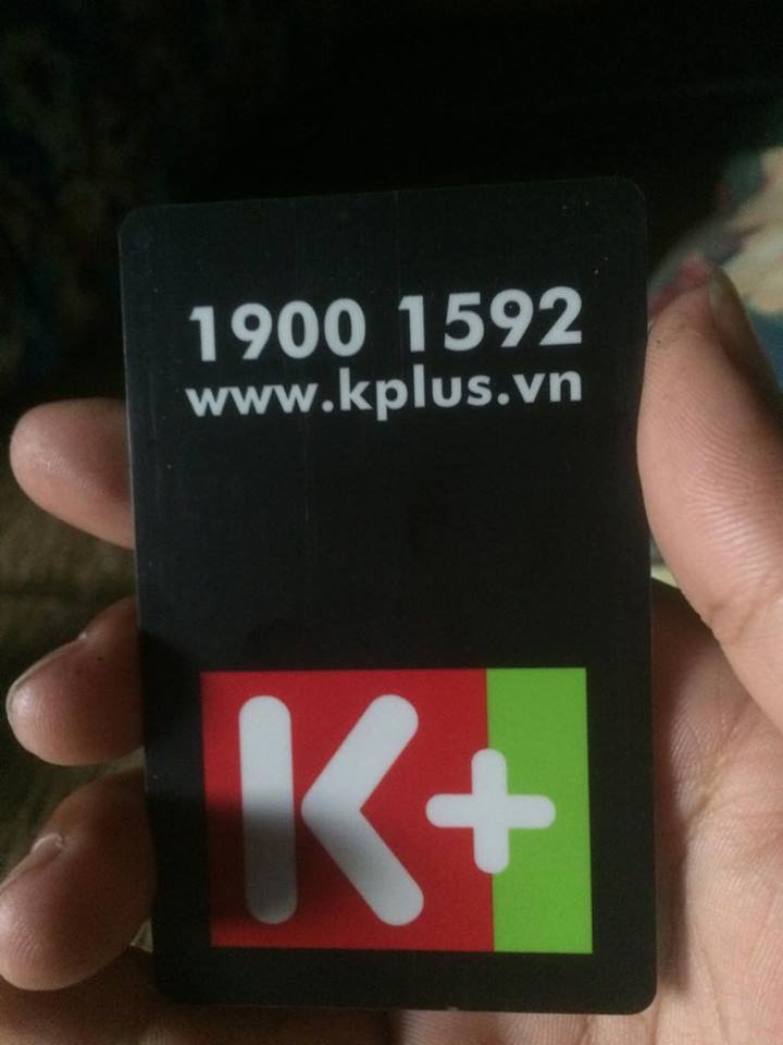 dư dùng đầu k+ hd 20227110