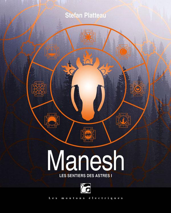 Le sentier des astres, Tome 1- Manesh, de Stefan Platteau Sentie10