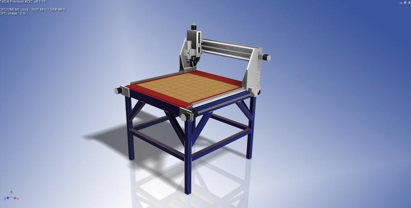 Ma future machine CNC Invent10