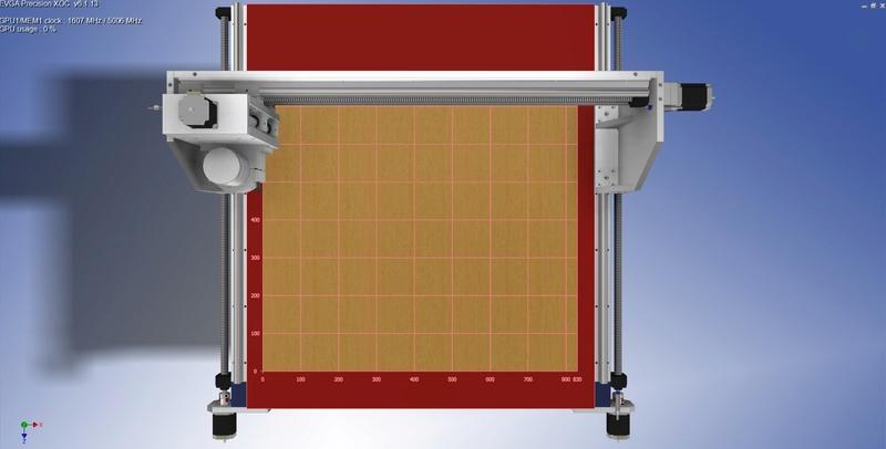 Ma future machine CNC Invent11