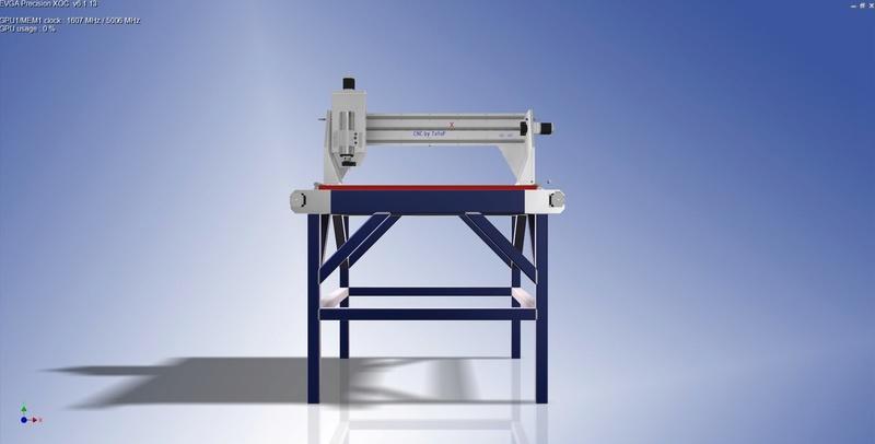 Ma future machine CNC Invent12