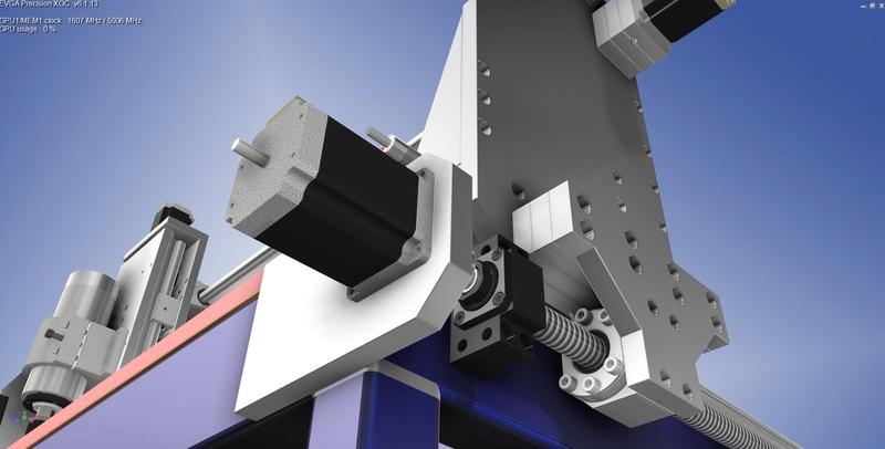Ma future machine CNC Invent15